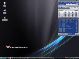 winamp for linux