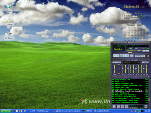 xp looks desktop